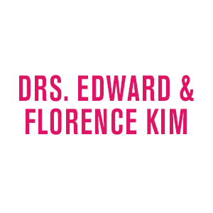 Drs. Edward and Florence Kim